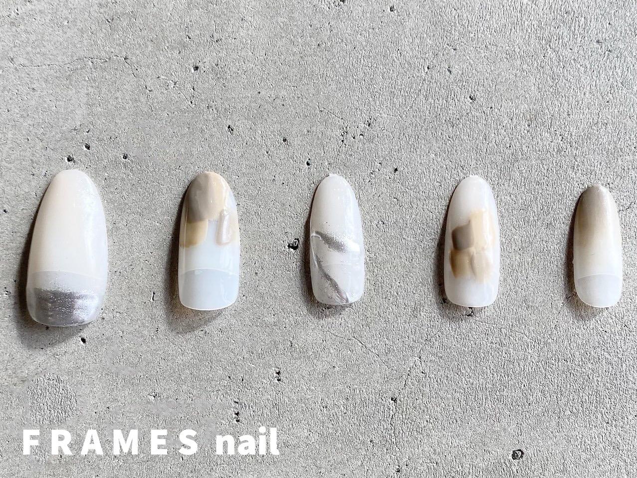 FRAMES nail-松山市 ネイル ネイルサロン