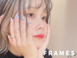 マツエク&ネイル同日施術できるFRAMES eyelash&nail!